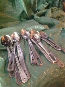 stainless steal serving spoons Peterborough Peterborough Area image 2
