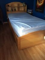 Single Captain Bed