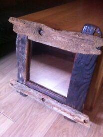 Driftwood 'Creel' Mirrors