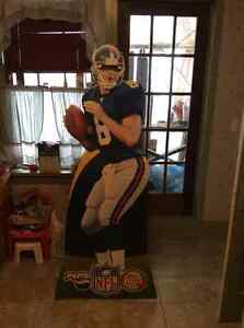 Life size NY Gaints cardboard cut out