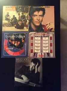 "Several ""Best Of / Greatest Hits"" LP Albums For Sale"