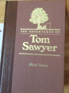 Hardcover: The Adventures of Tom Sawyer by Mark Twain