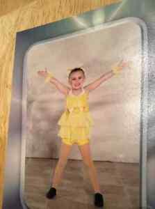 Dance costume lot