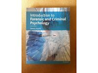 Introduction to Forensic & Criminal Psychology by Dennis Howitt