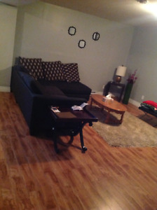 Fully furnished. Price dropped.