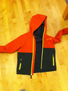 boys spring jacket with hood