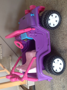 Power wheels Jeep for girls