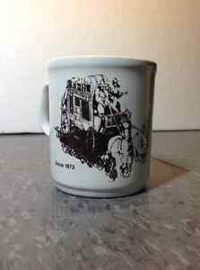 CP Rail -Canadian Pacific mug/cup set of 4 Cambridge Kitchener Area image 3