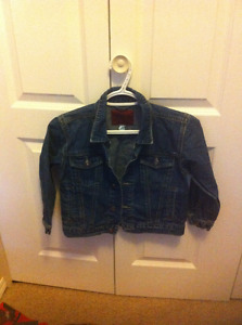 Boys jean jacket (ages6-7years)