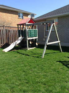 FREE Outdoor Play Structure