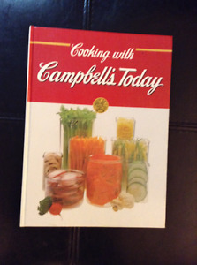 """COOKING WITH CAMPBELLS"" COOKBOOK"