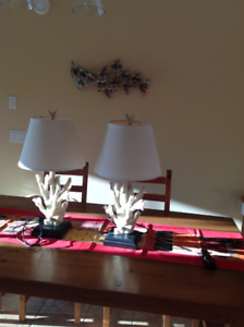 Table Lamps - Nautical Theme
