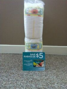 Size 2 Pampers Swaddlers