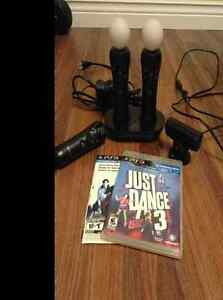 PS3 Move Bundle!!! St. John's Newfoundland image 1