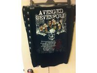 Avenged sevenfold corset top can deliver
