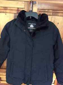 Youth winter coat, pant and glove set