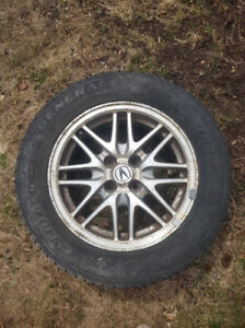 """4 mags 15"""" 4 x 100"""
