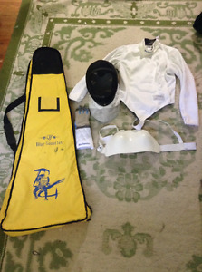 Youth Fencing Uniform Size S