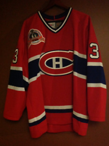 Patrick Roy Montreal Canadiens Jersey 1993 Stanley Cup