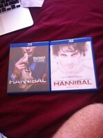 HANNIBAL SEASON 1&2 NEW BLU RAY