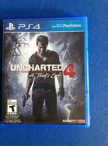 Ps4 uncharted4 for sale