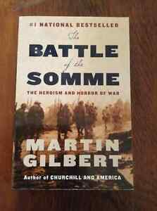 The Battle of the Somme by Martin Gibert
