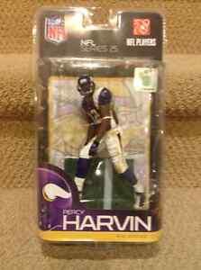 Mcfarlane NFL Percy Harvin Minnesota Vikings