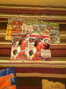 EasyRider Magazines Collection Strathcona County Edmonton Area image 1