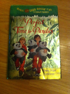 Magic Tree House: A Perfect Time for Pandas, By: Mary Osborne