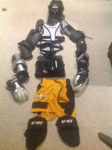 Complete Lacrosse Gear for Boy 12-15 Years