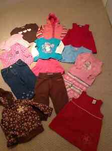 Girl s Clothes Lot-12-18 months London Ontario image 1