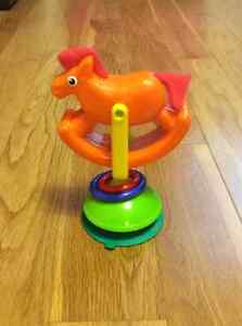 High chair toy $5 with suction at bottom