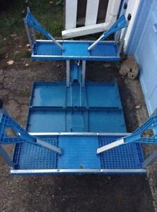 Collapsible Picnic Table...Folds Into A Briefcase! Cambridge Kitchener Area image 6