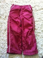 Girl's active pants for winter