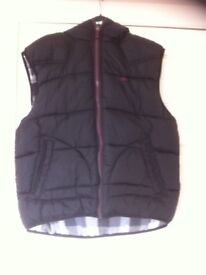Reversible hooded body warmer - Next - medium