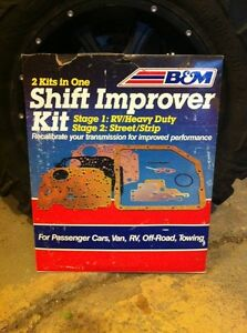 Shift kit