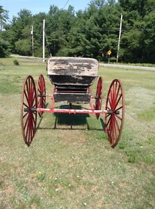 REDUCED Horse Carriage For Sale