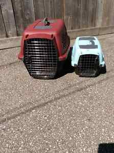Small crate and medium crate
