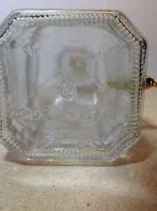 Made in Italy glass bottle decanter w twist spout Cambridge Kitchener Area image 4