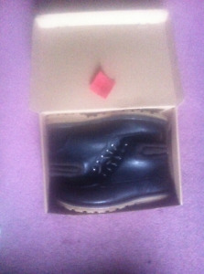 Size 11 Blackwell branded Boots