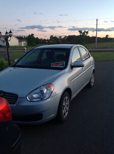 2011 Hyundai Accent Sedan Sedan