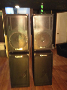 Complete PA Sound System - Price Reduced