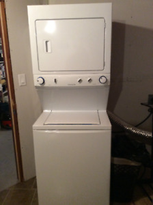 """Washer and Dryer """"one piece"""""""