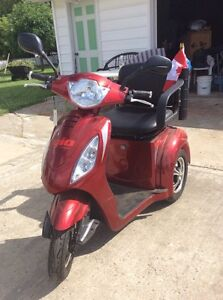 GIO MS3 Electric Mobility scooter