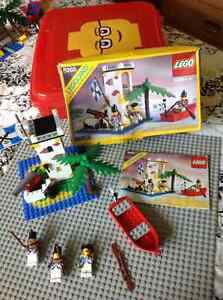 """Lego Pirates Imperial Soldiers """"Sabre Island"""" #6265. (1989)"""