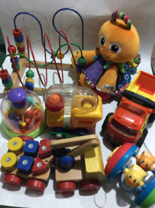 Baby-young child toys (lot)!