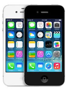 Iphone 4S Unlocked-Deverrouiller 79$
