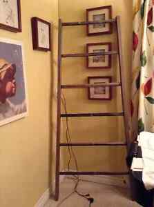 Wooden Ladder for Home Project