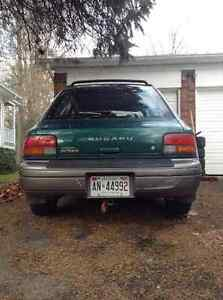1998 Subaru Outback Hatchback Must GO ASAP! Bought a truck