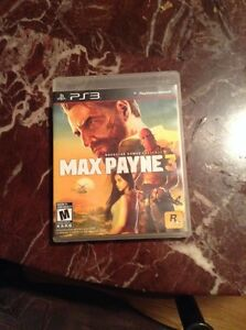 MAX PAYNE 3 / PS3 / USED For Sell